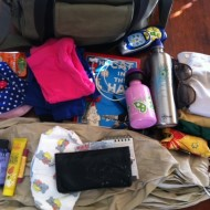 What's in an eco mum's handbag?
