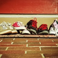 Six reasons to leave your shoes at the door