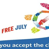 Say no to single-use plastic for a month!