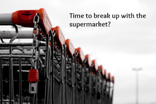 Why I broke up with the supermarket