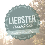A Leibster Award, me? Why thank you!