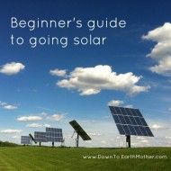 Beginner's guide to going solar