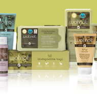 WotNot natural baby products & skincare range