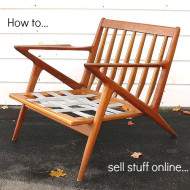 Expert tips on selling your stuff online