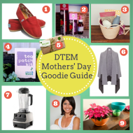 Mothers' day green gift guide