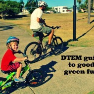 Fun & games for green families