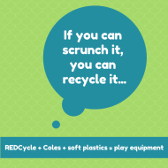 Soft plastic recycling update #2