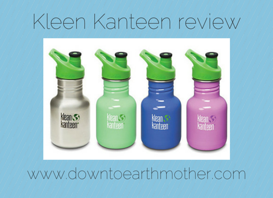 Klean Kanteen bottle review