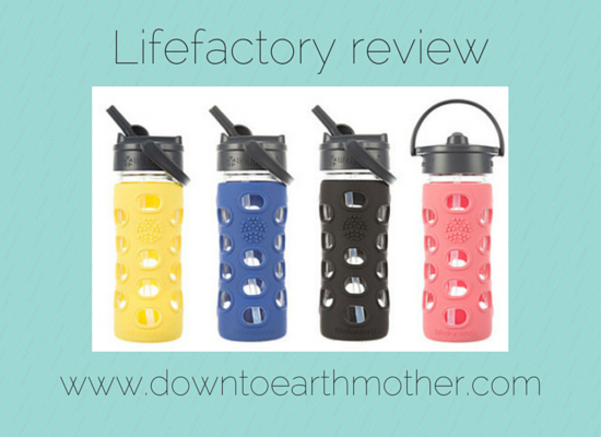 lifefactory bottle review