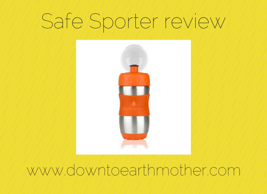 Safe Sporter bottle review