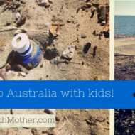 Tips for Clean Up Australia Day — with kids!