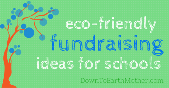eco friendly school fundraising ideas
