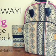 Gorgeous eco-friendly bags and a giveaway!